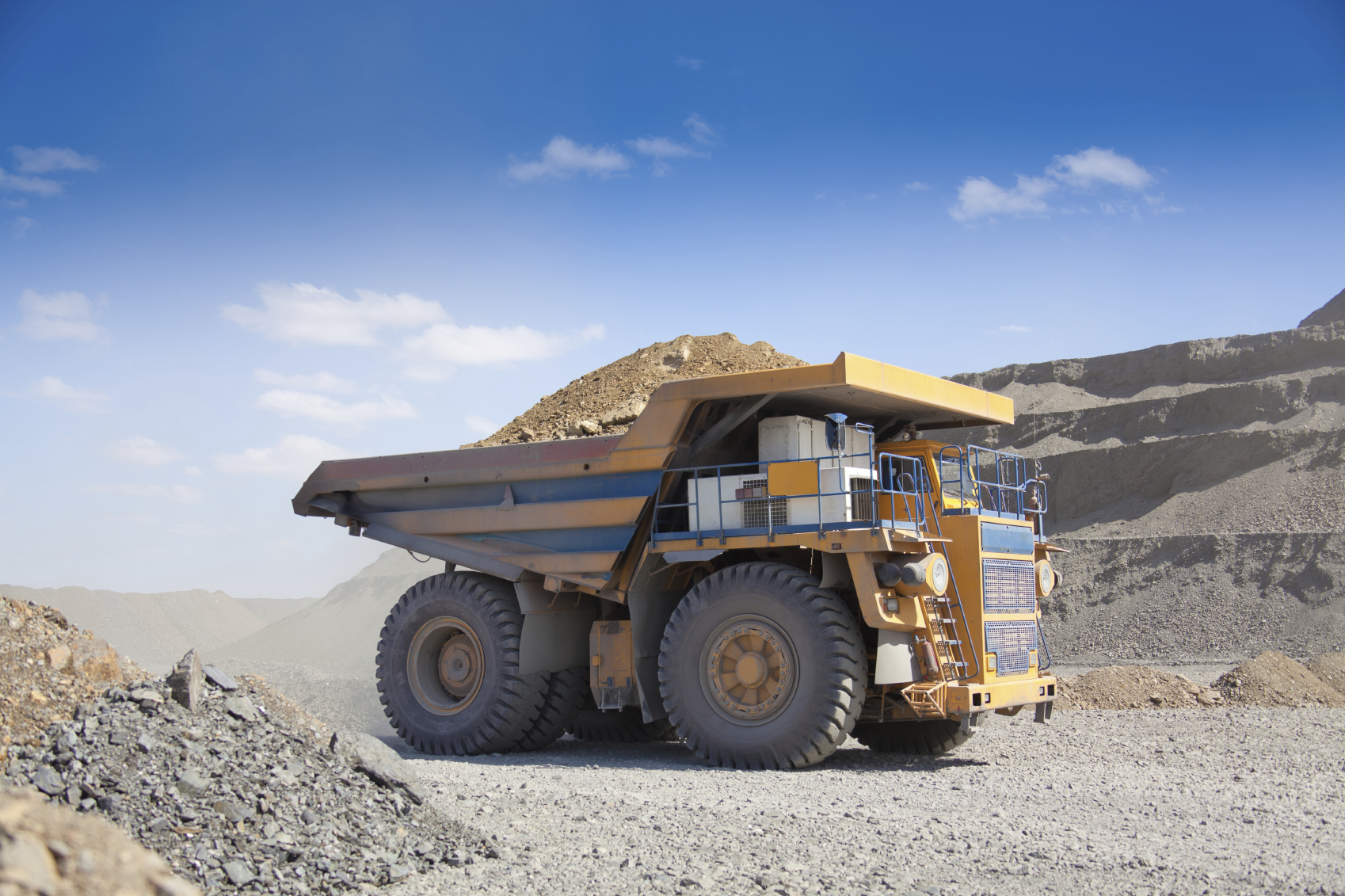 Improving Vehicle Operations In Mining Industry Nedap