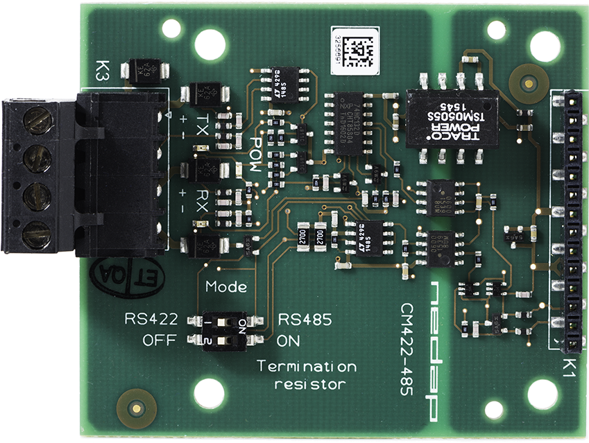 RS422/ RS485 Interface Board