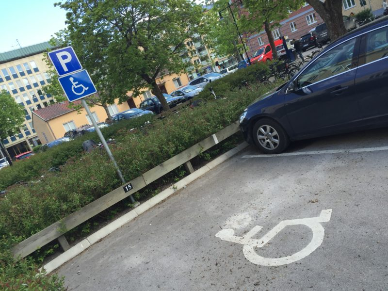 Linköping smart parking 2