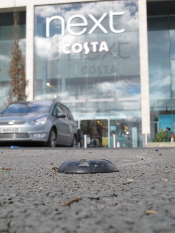 Smart retail parking Next PLC